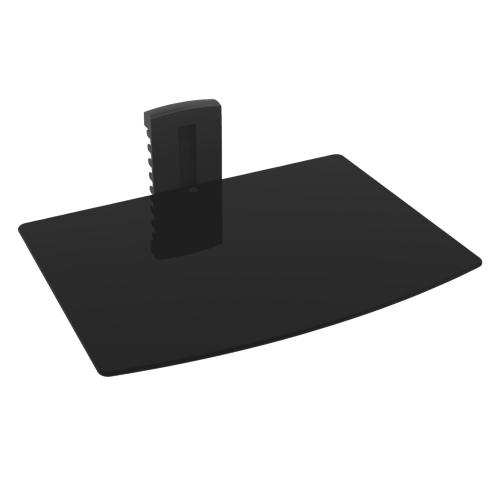 Sonax Dvd Wall Shelf (MCS-107-C) - Black