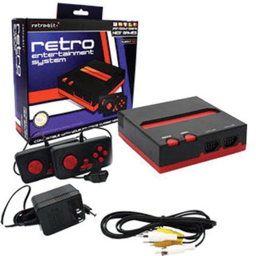 Console de jeu NES de Retro-Bit - Rouge