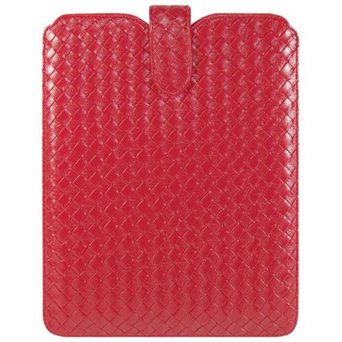Housse pour tablette de 9,7 po de Keydex (UG-H1031W-RD) - Rouge