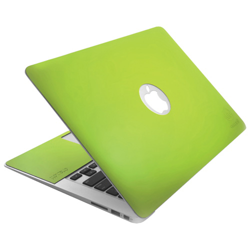 Étui de 11 po d'Onanoff pour Macbook Air (SK-AIR-11-GREEN) - Gris