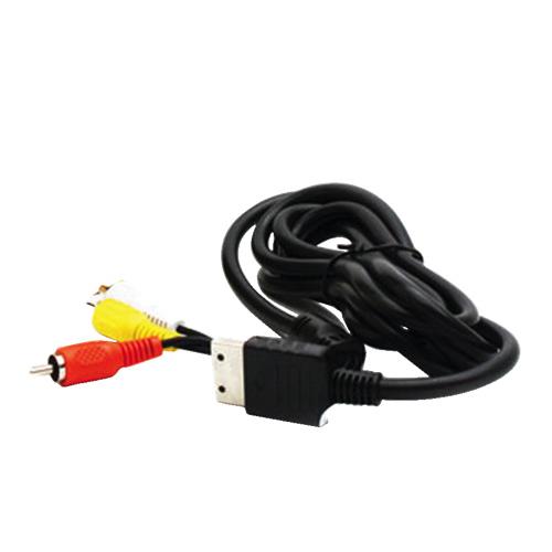 Câble audio-vidéo Dreamcast de KMD (RB-DC-5815) - Noir