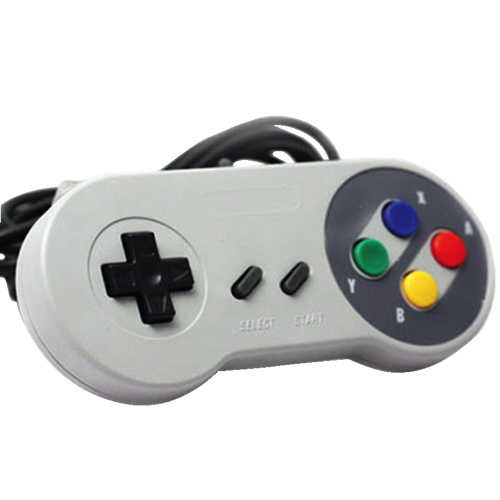 TTX Tech Super Famicom Controller - Grey