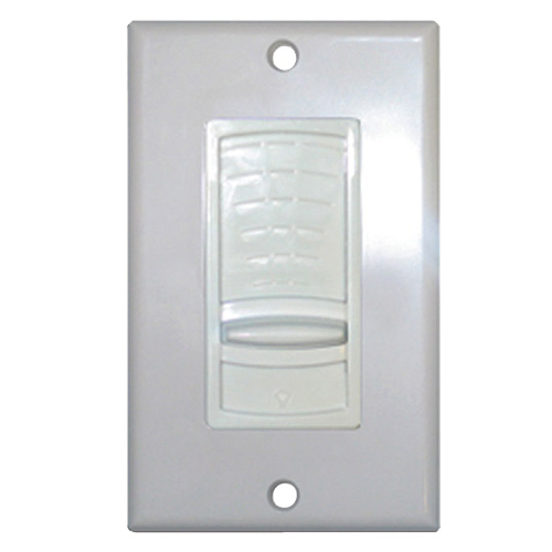 QUEST In-Wall Slider Volume Control (QVC III) - White/Beige