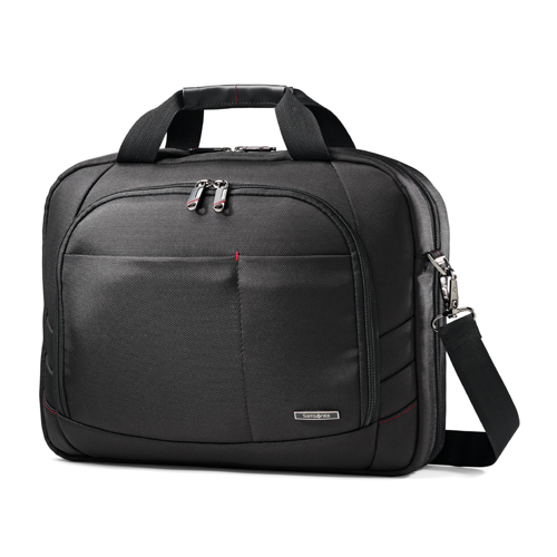 "Samsonite Xenon 2 15.6"" Laptop Messenger Bag (49208-1041) - Black"