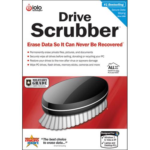Iolo Drive Scrubber