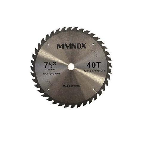 """MMNOX 7.25"""" Mitre Saw (185T40)"""