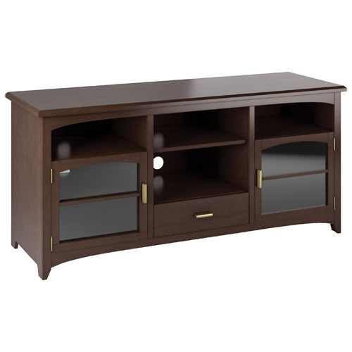 """Sonax West Lake TV Stand for TVs Up To 70"""" (B-094-PPT) - Dark Espresso"""