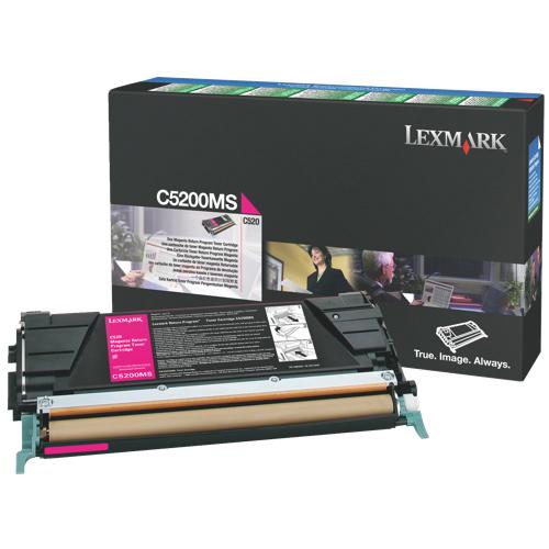Lexmark Magenta Toner (C5200MS)