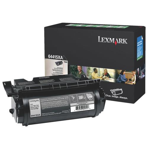 Lexmark Black Toner (64415XA)