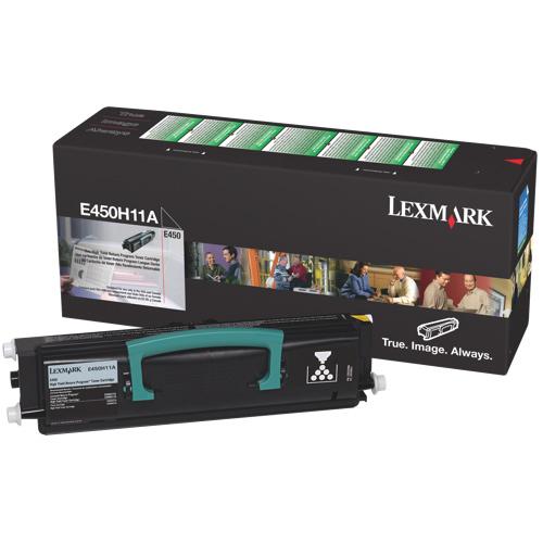 Lexmark Black Toner (E352H11A)