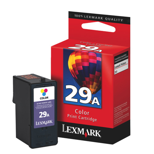 Lexmark 29 Colour Ink (18C1529)