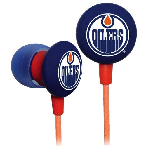 Écouteurs intra-auriculaires d'iHip (IHPH10200EO) - Oilers d'Edmonton