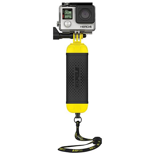GoPole Bobber Floating Hand Grip for GoPro Cameras (GPB-2)