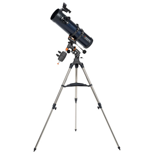 Celestron AstroMaster 130EQ Telescope : Telescopes - Best ...