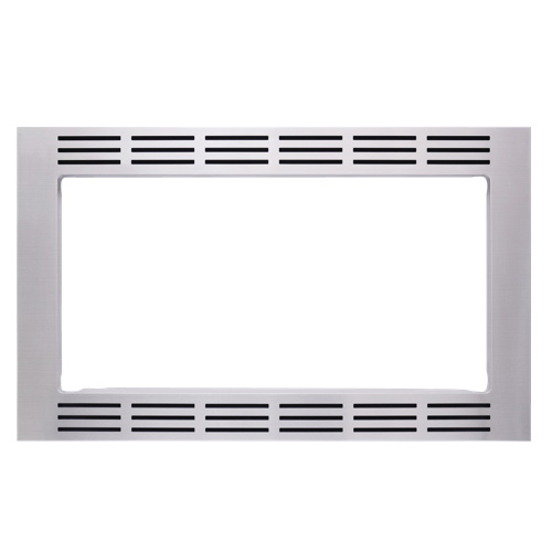 Panasonic 27 Quot Microwave Trim Kit Nntk722s Stainless