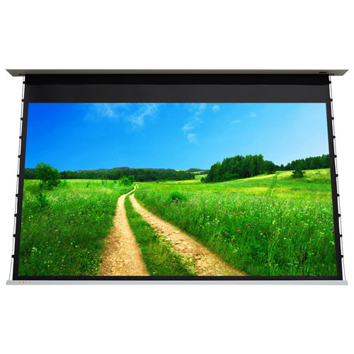 "EluneVision 120"" In-Ceiling Motorized 4:3 Projector Screen (EV-IC-120-4:3)"