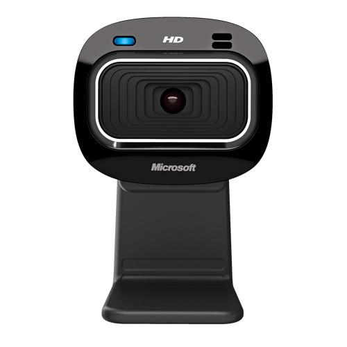 Caméra Web LifeCam HD-3000 de Microsoft (T3H-00016)