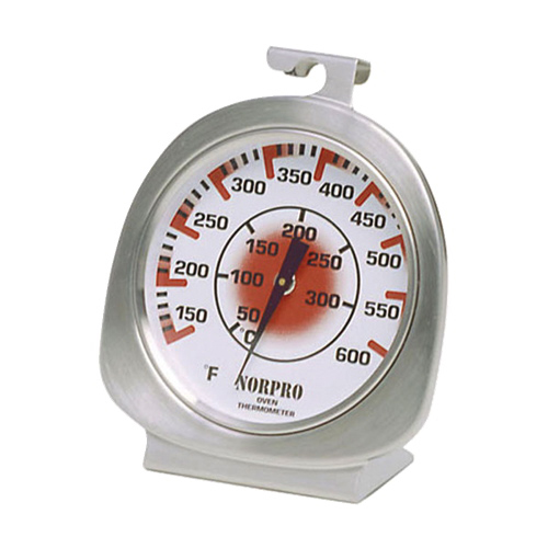 Norpro Oven Thermometer (5973) - Stainless Steel