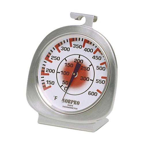 Thermomètre pour le four de Norpro (5973) - Acier inoxydable