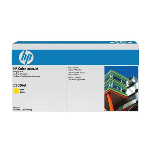 HP Yellow Imaging Drum (CB386A)