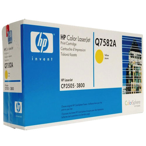 HP LaserJet 503A Yellow Toner (Q7582A)