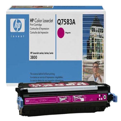 Cartouche de poudre d'encre magenta 503A LaserJet de HP (Q7583A)
