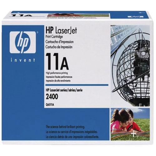 HP LaserJet 11A Black Toner (Q6511A)