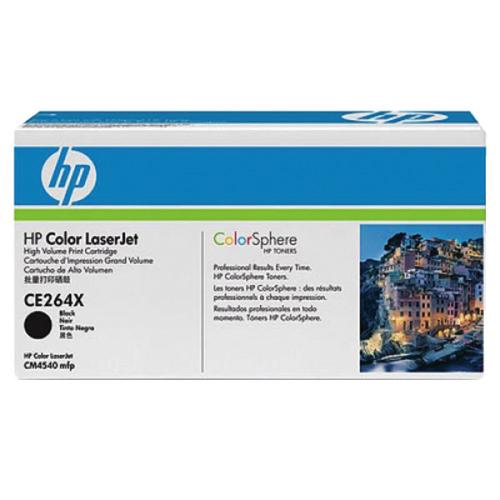 HP LaserJet Black Toner (CE264X)