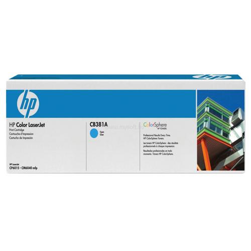 HP LaserJet 824A Cyan Toner (CB381A)