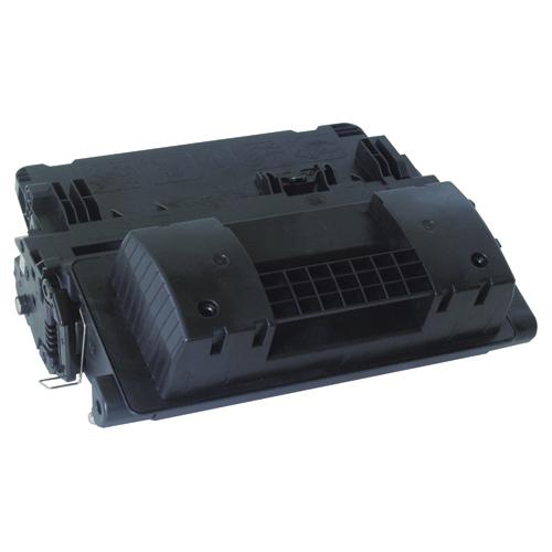 Cartouche de poudre d'encre noire LaserJet 64X de HP (CC364X)