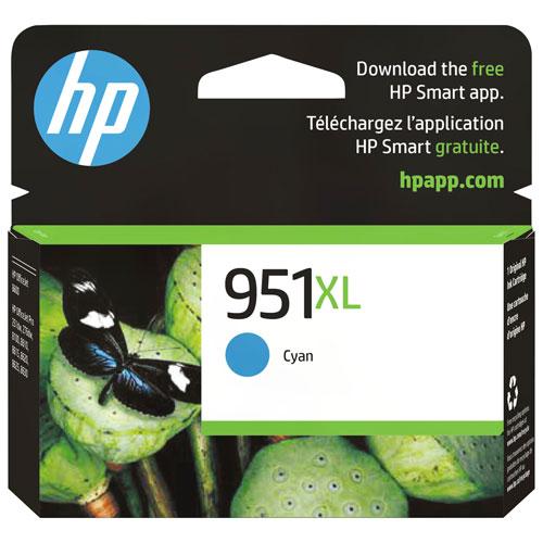 HP 951XL Cyan Ink (CN046AC140)