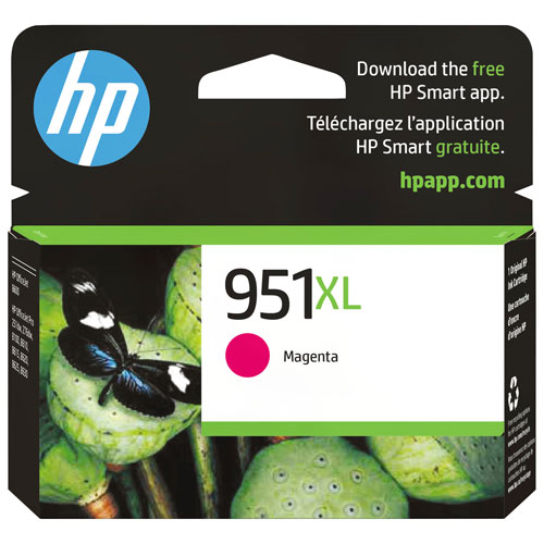 HP 951XL Magenta Ink (CN047AC140)