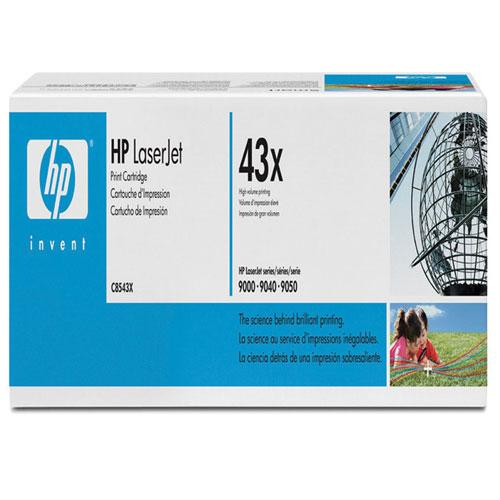 HP LaserJet 43 Black Toner (C8543X)