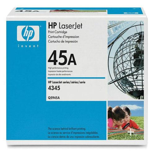 HP LaserJet 45A Black Toner (Q5945A)