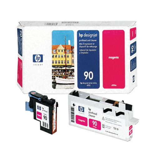 HP Designjet 90 Magenta Ink with Cleaner (C5056A)