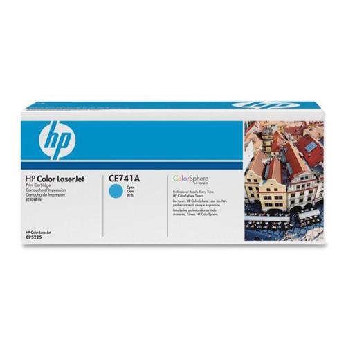 HP LaserJet 307A Cyan Toner (CE741A)