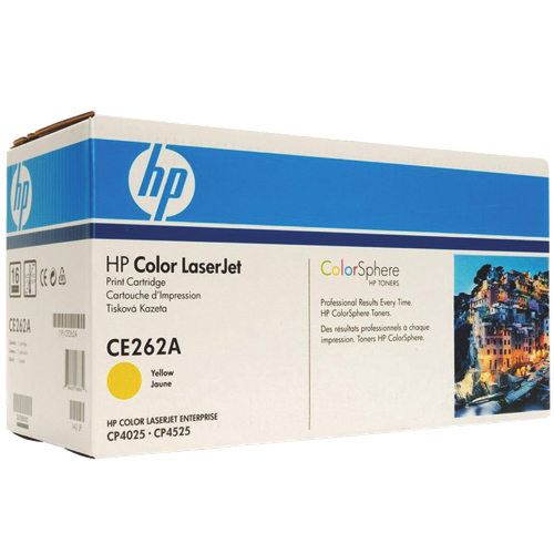 HP 648A Yellow Toner (CE262A)