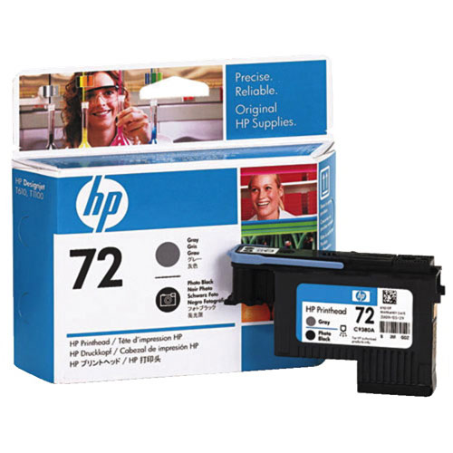 HP 72 Black Ink (C9384A)