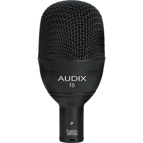 Audix Dynamic Instrument Microphone (F6)