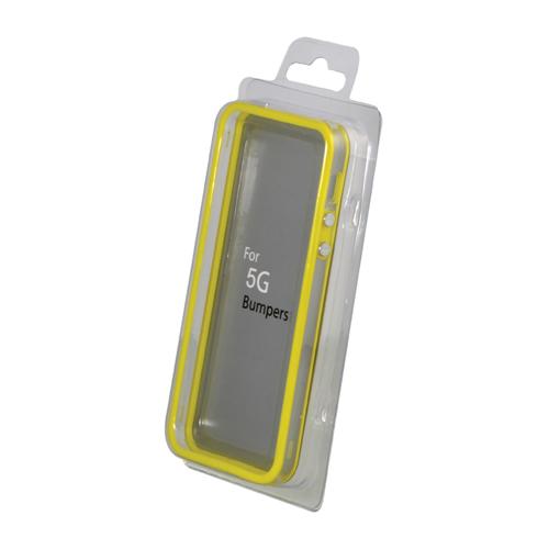 Étui Bumper pour iPhone 5/5s de LBT (BIP5) - Jaune