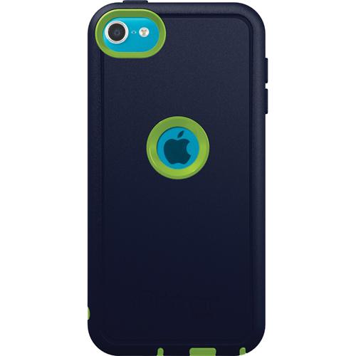 Étui Defender d'Otterbox pour iPod touch 5e génération (77-25219) - Vert-bleu