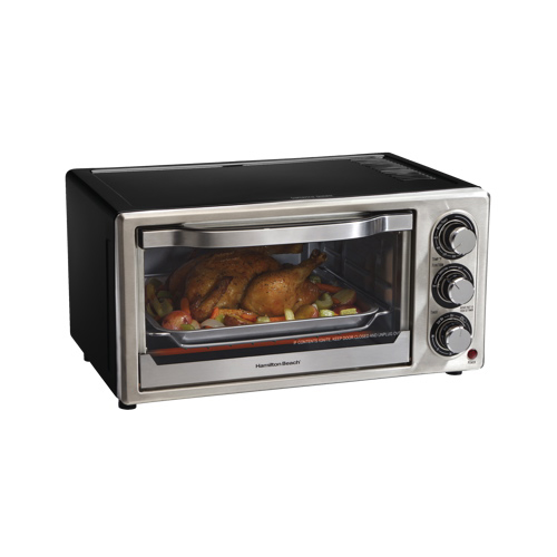stainless steel hamilton dp black and oven beach slice toaster convection