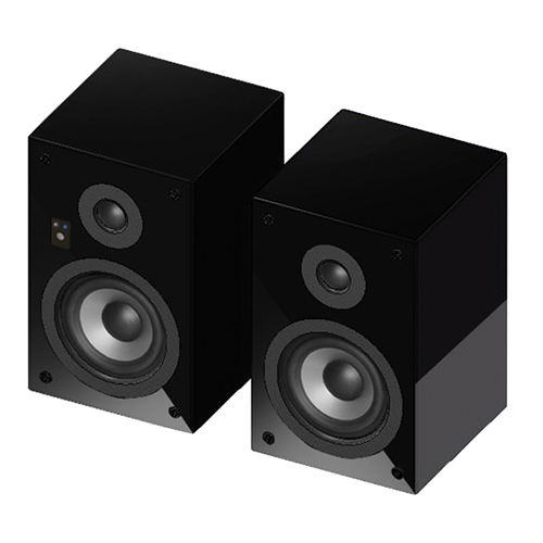 Ultimate W200B Bluetooth Bookshelf Speakers