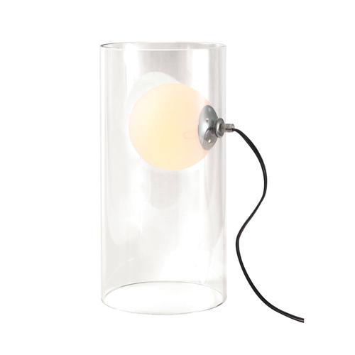 Zuo Eruption Modern Table Lamp - Chrome