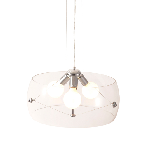 Zuo Asteroids Modern Ceiling Lamp - Clear
