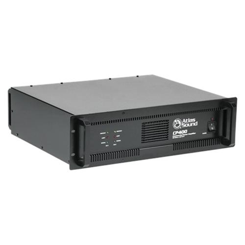 Amplificateur de puissance CP400 d'Atlas Sound