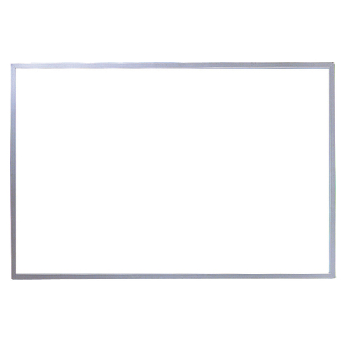 Quartet 3' x 2' Dry-Erase Board with Aluminum Frame (3413832230)
