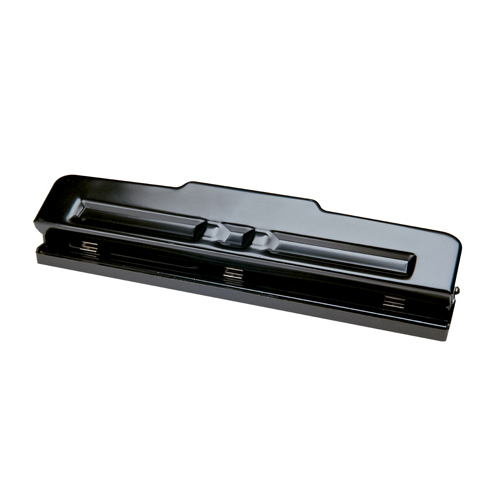 Swingline M12 Adjustable Hole Punch (5050574003) - Black / 8 Sheets