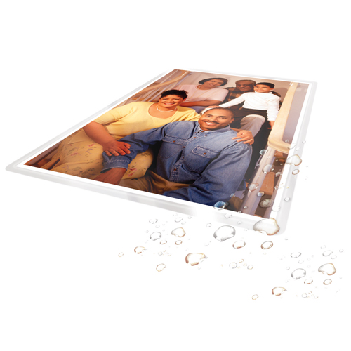 """GBC Letter Size (9"""" x 11.5"""") 3Mil Thick Thermal Laminating Pouches (3381604131) - 50 Per Pack"""