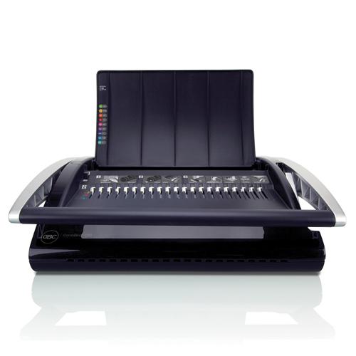 GBC C20 Manual Comb Binding Machine (3381650004) - 330 Sheet Bind / 20 Sheet Punch